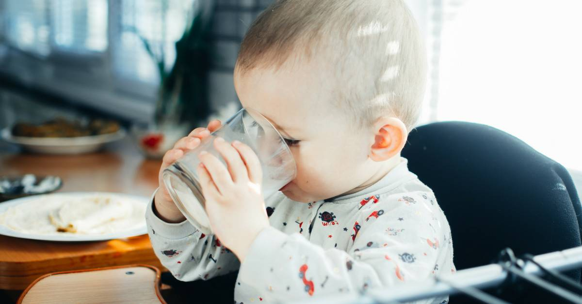 Starting Solids: When can babies have cow's milk?   My ...