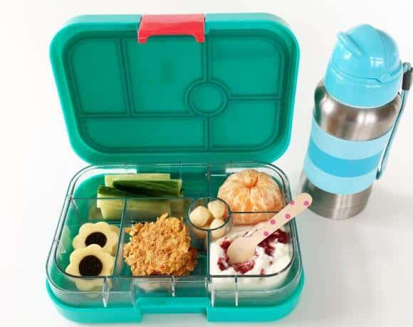 No sandwiches in this kid lunch box