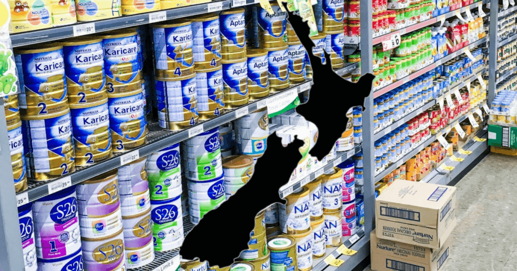 The best baby formula a guide for New Zealand Parents