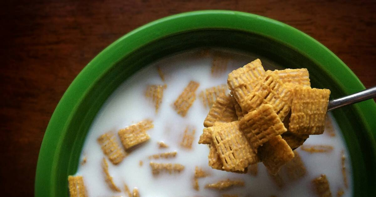Choosing a healthy breakfast cereal for your kids. There are 3 things you need to check