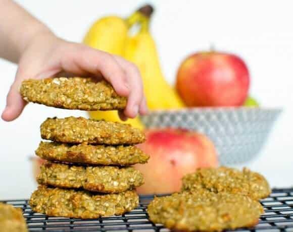 Fruit Sweetened Cookies