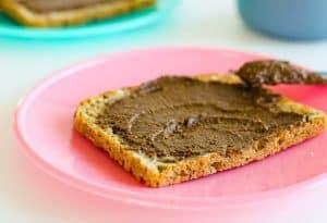 Nut Free Healthy Chocolate Spread