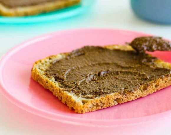 Nut Free Healthy Chocolate Spread