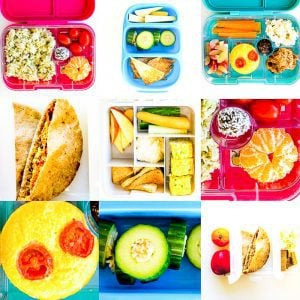 Whole food lunch boxes on a budget – The Countdown Challenge