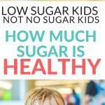 Kiwi kids are not low sugar kids, they are currently eating too much added sugar