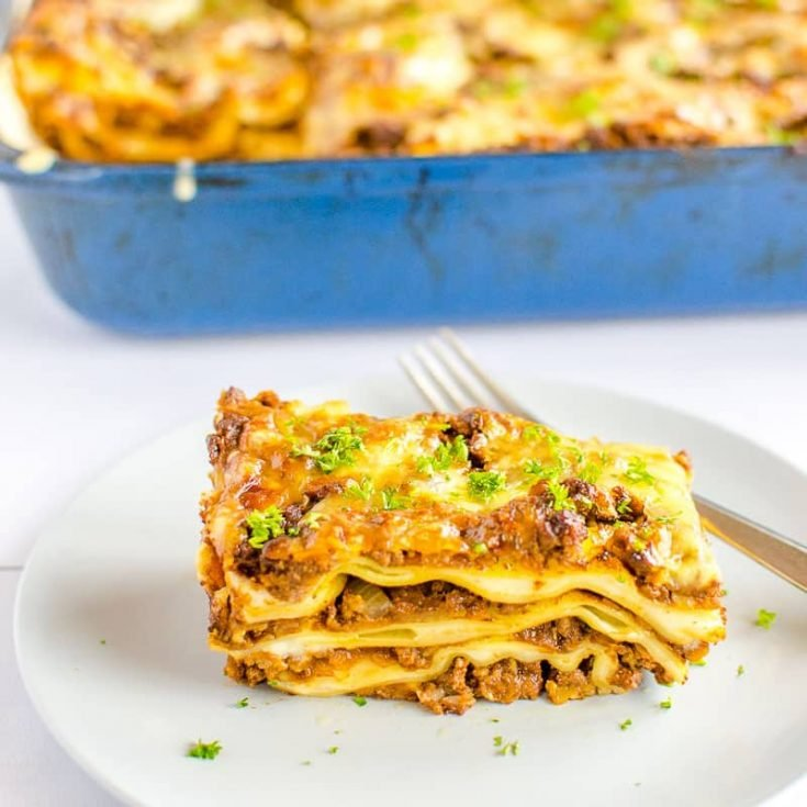 Ultimate Hidden Vegetable Lasagne