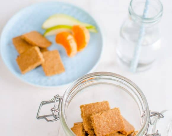 Healthy Cinnamon Cookies