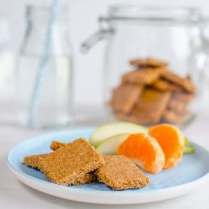 Healthy cinnamon cookies a low sugar recipe, wheat free, kids friendly, crispy and spiced similar to speculaas perfect for afternoon tea