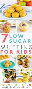 low sugar muffins, 7 brilliant easy and healthy muffin recipes with no or low added sugar