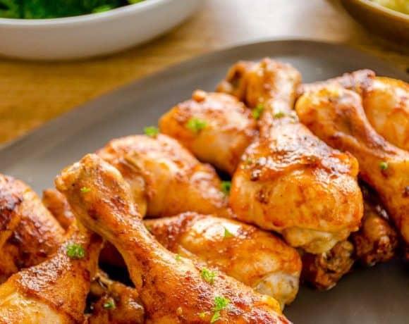 Paprika Chicken Drumsticks