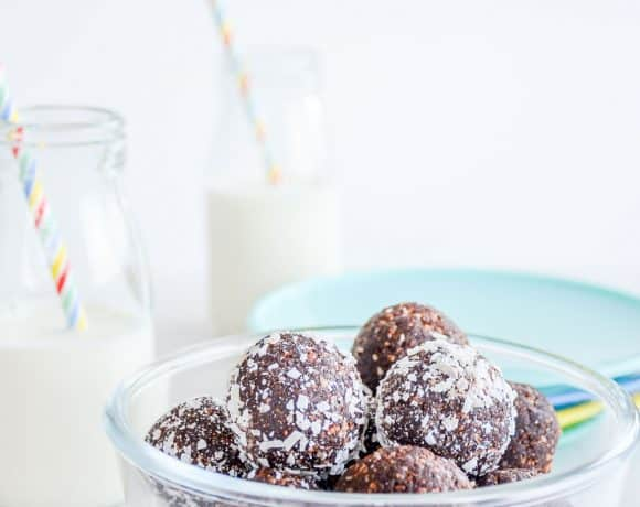 Bliss Balls With No Dates Plus Easy Breakfast Ideas with Wheat Biscuits