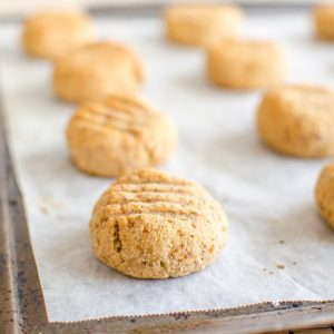 Ultimate allergy friendly cookies, dairy free, egg free, gluten free, nut free. Great allergy friendly baking for kids