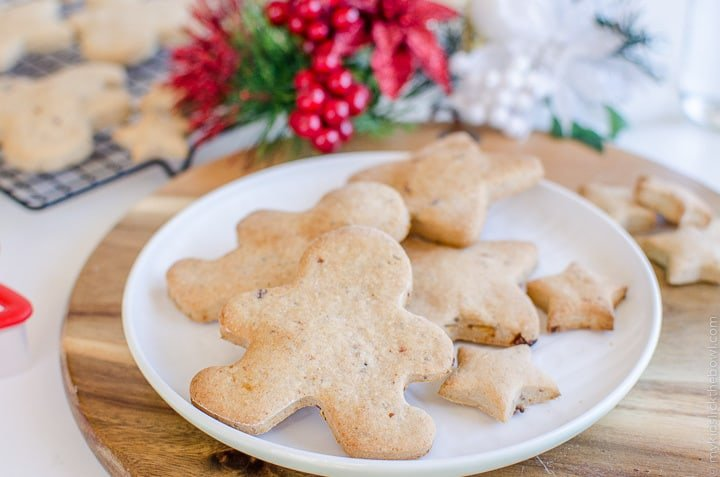 low sugar christmas cookie recipe refined sugar free cookies allergy friendly gluten free
