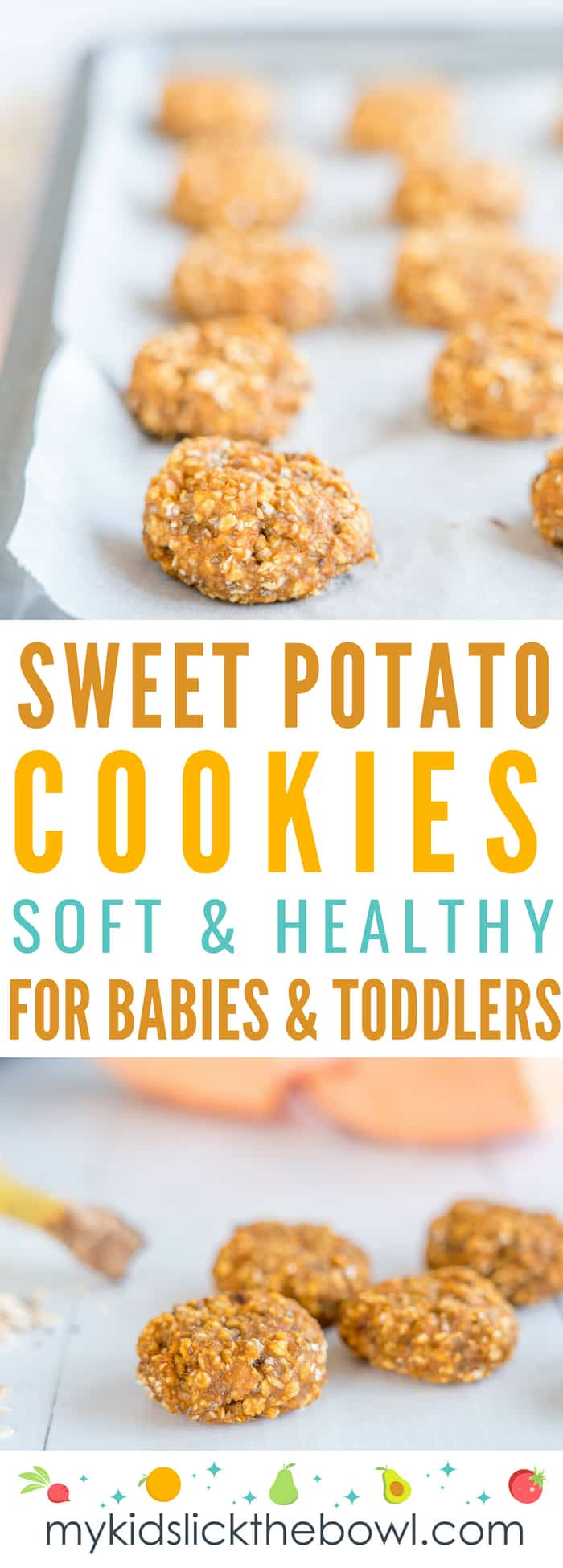 sweet potato cookies