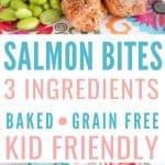 Baked Salmon Bites
