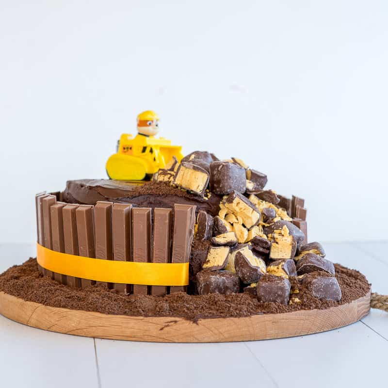 Fantastic Paw Patrol Birthday Cake Easy Diy Tutorial Videp Funny Birthday Cards Online Alyptdamsfinfo