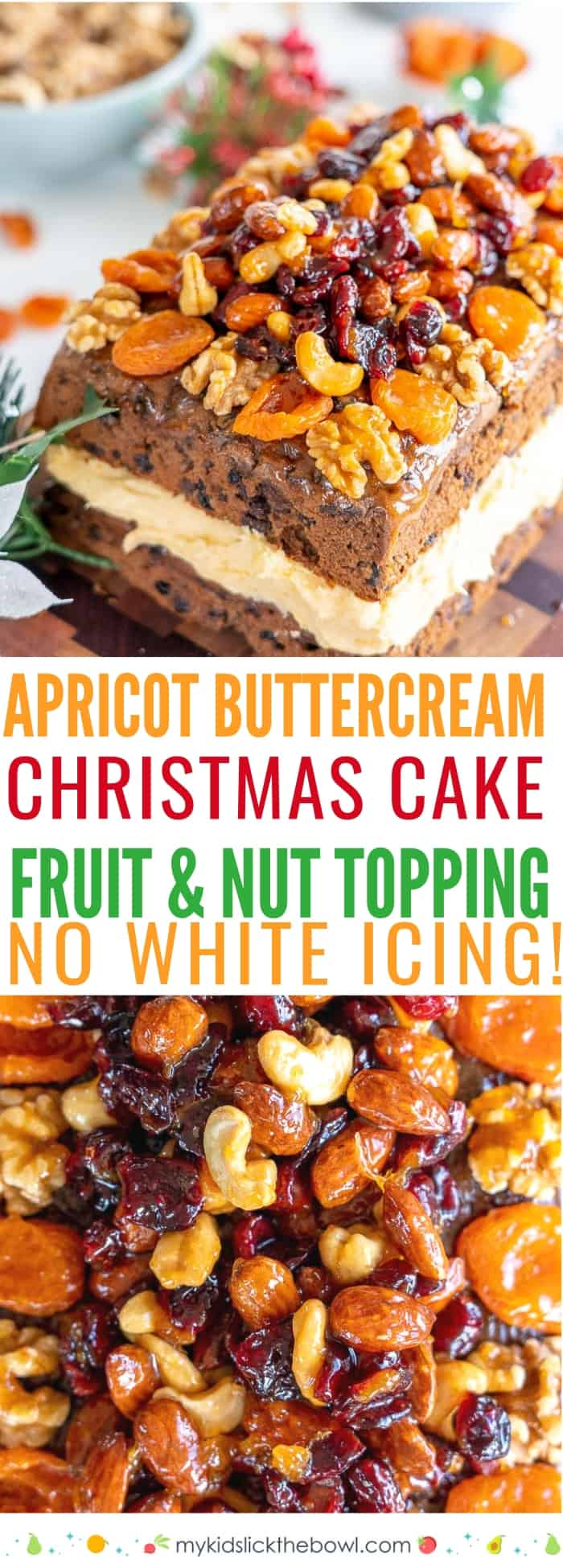 Christmas Cake Decorating Ideas without the Icing