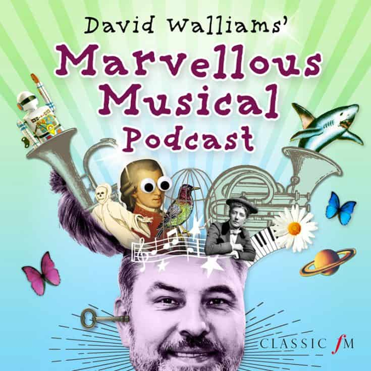 David Williams Marvellous Musical Podcast