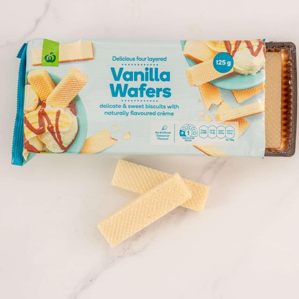 Countdown Vanilla Wafers